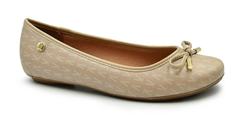 נעלי בובה מעוגלות עם פפיון לנשים VIZZANO דגם - 1155-159