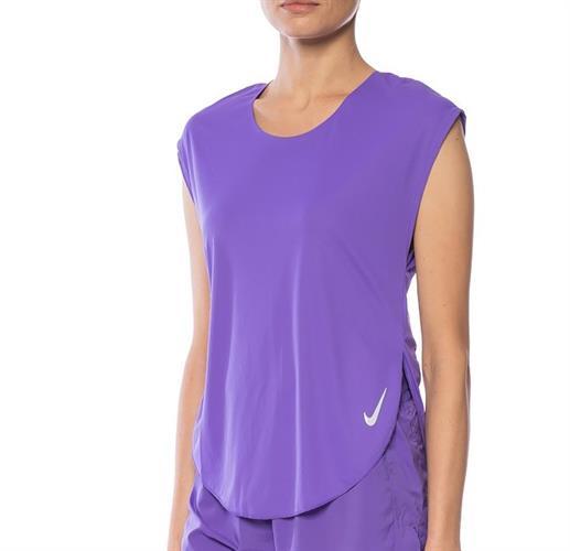 גופיית אימון נייק נשים צבע סגול דגם AT0821 550