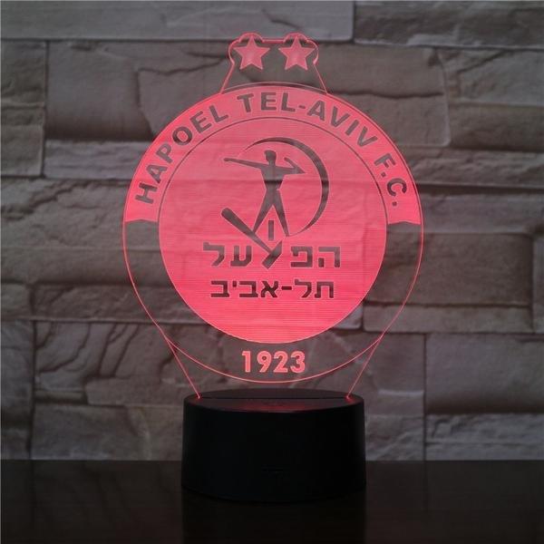 מנורת לילה הפועל תל אביב