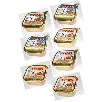 מבצע מעדני טומי פטה בשר בטעמים שונים 1+6