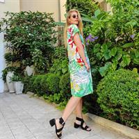 שמלת אמבר - TROPICANA