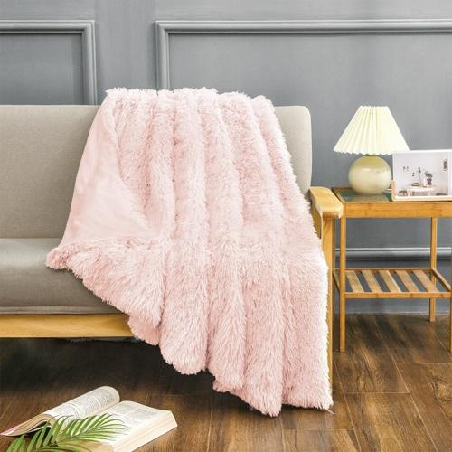 שמיכה דו צדדת 100% פלנל דגם דיאנה