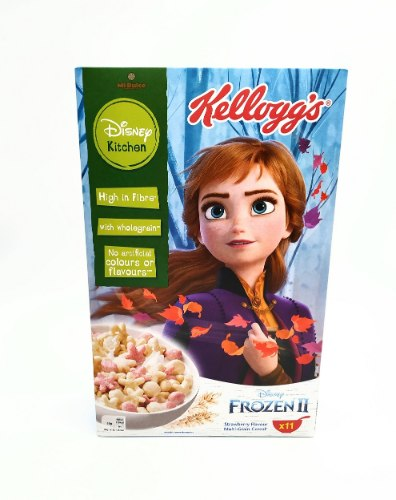 Kelloggs Frozen Cereal