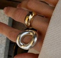 טבעת אלינור כסף