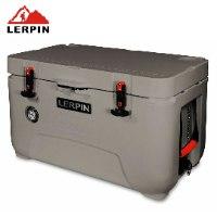 צידנית LERPIN 50L - אפור