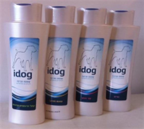 I DOG שמפו לעור רגיש לכלבים וחתולים 400 מ''ל