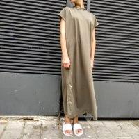שמלת NAM - זית