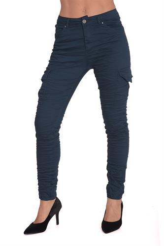 """מכנס דגמ""""ח בצבע פטרול"""