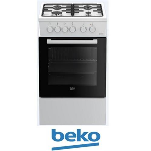 beko תנור משולב צרּ דגם FSE52010DW מתצוגה !