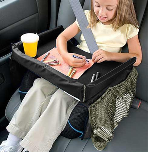 משטח פעילות לילדים ברכב