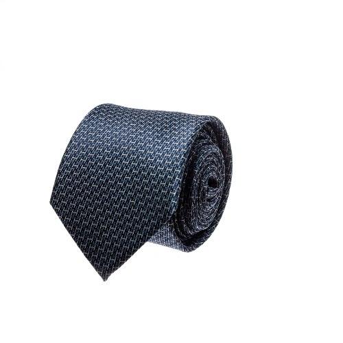 עניבה דגם H כחול