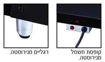 פלטה חשמלית Sachs EF92