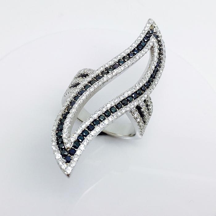 טבעת כסף נשים 925 MY11150014291