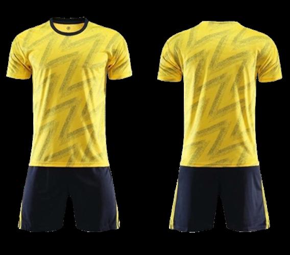 תלבושת צהובה דמוי ארסנל 2020