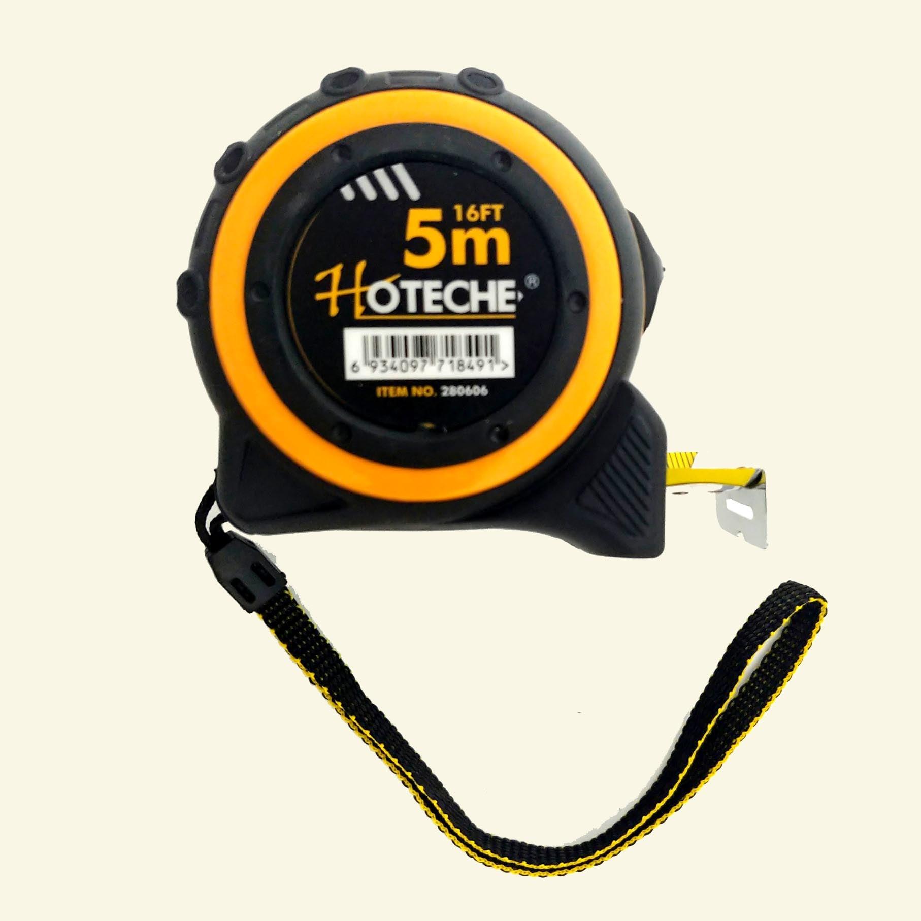 מטר מקצועי 25MMX5M מבית חברת HOTECHE