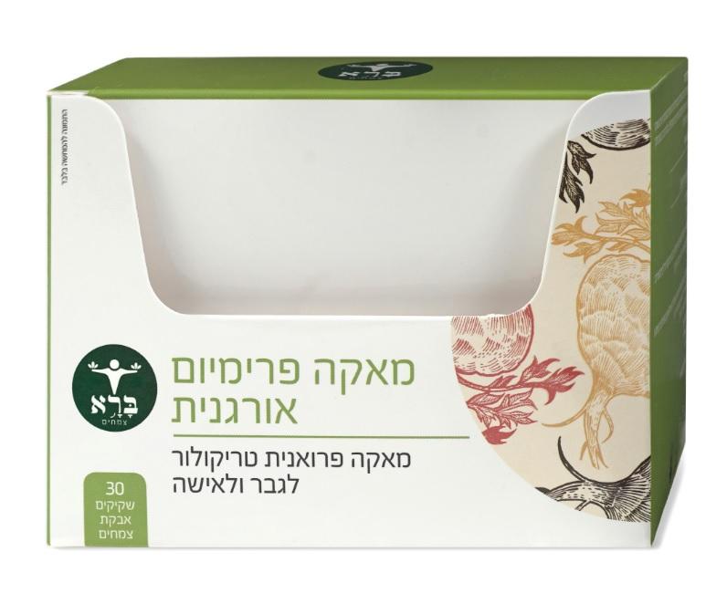 מאקה פרימיום טריקולור (שקיקים) - Tricolor Premium Maca
