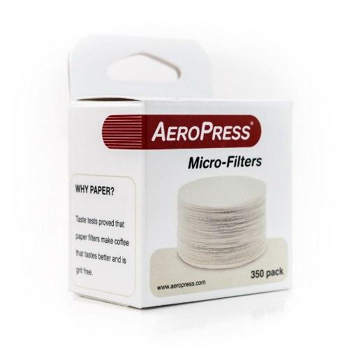 פילטרים לאירופרס 350 יח Aeropress micro filters