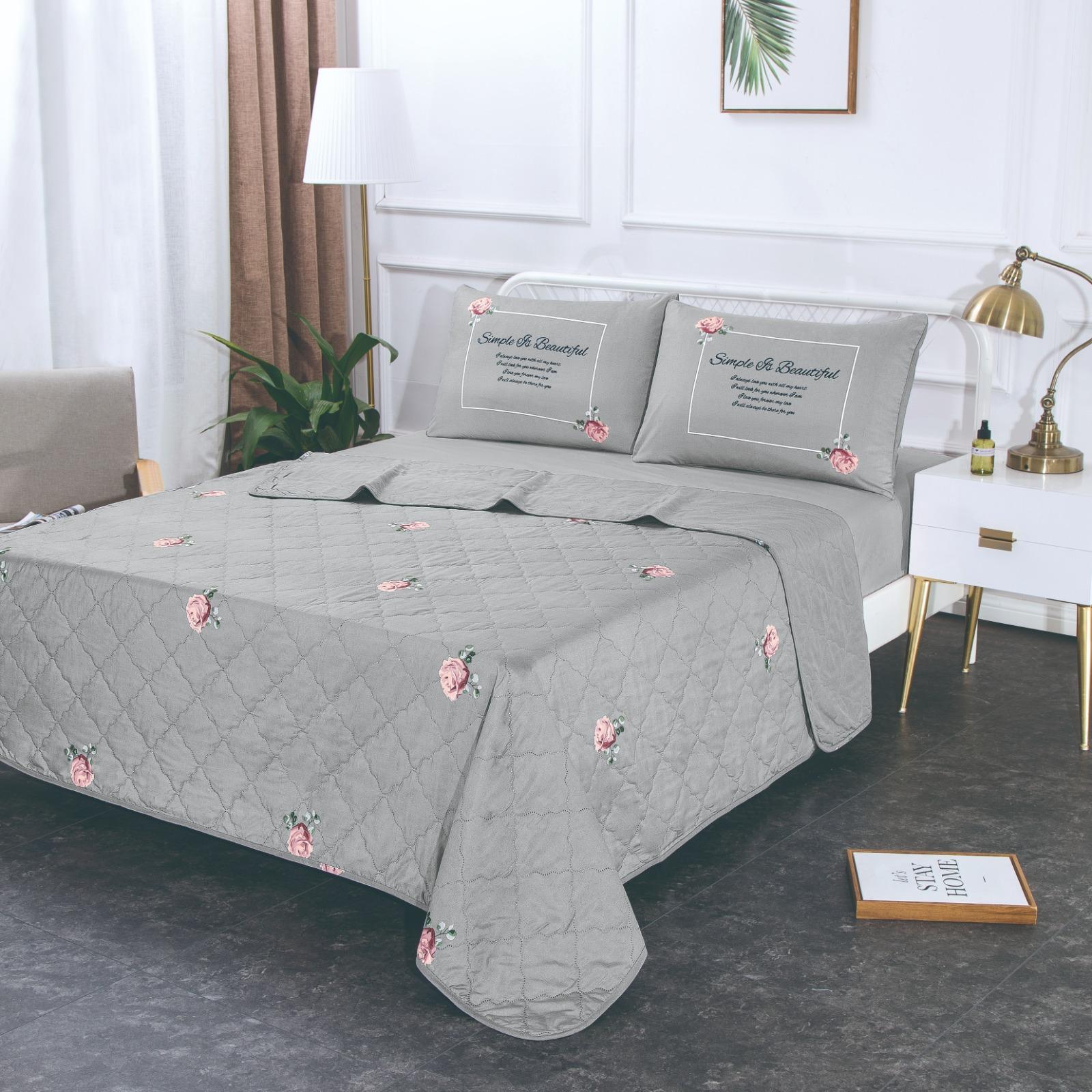 מערכת קיץ מיטה וחצי 6צבעים