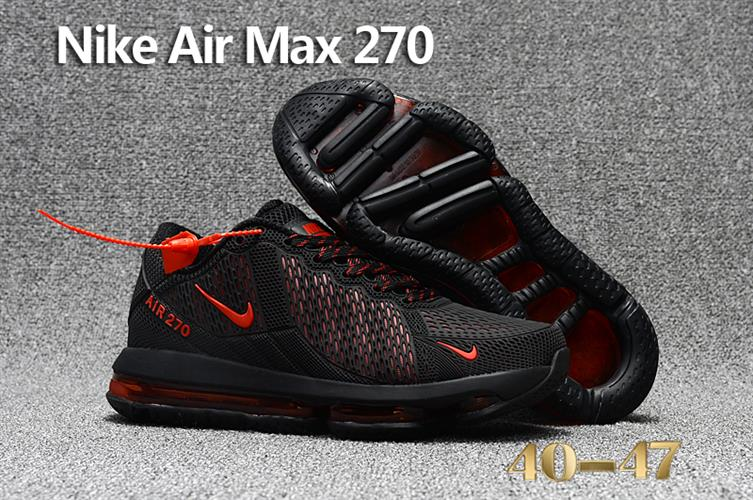 נעלי ספורט NIKE מסדרת Air Max 270 היוקרתית מידות 40-47
