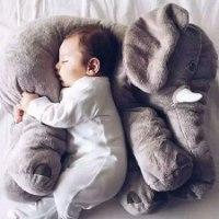 בובת פרווה פיל - מושלמת לתינוקות