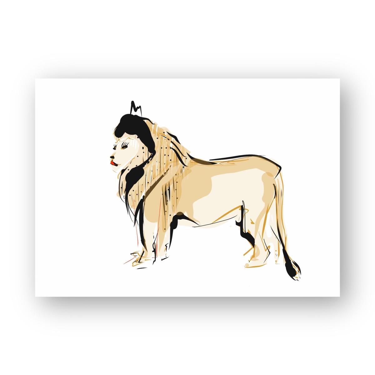 אריה #1