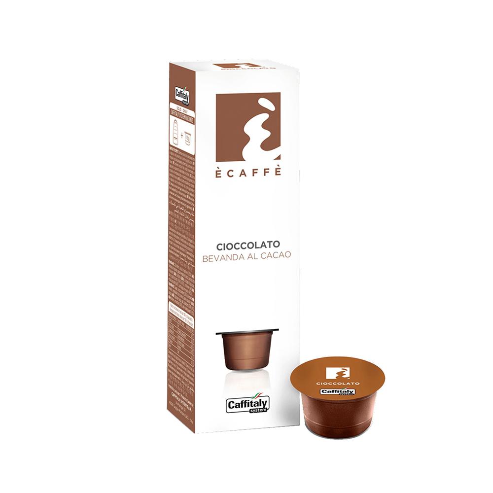 10 קפסולות אספרסו קלאב שוקו - Espresso Club Chocolate