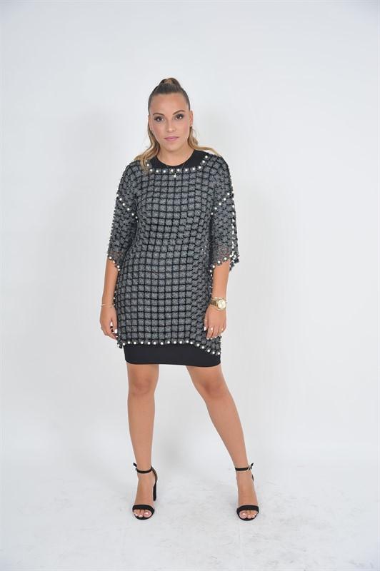שמלת מואיז ויטו שחורה