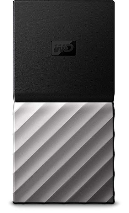 כונן SSD חיצוני Western Digital My Passport SSD WDBK3E5120PSL 512GB