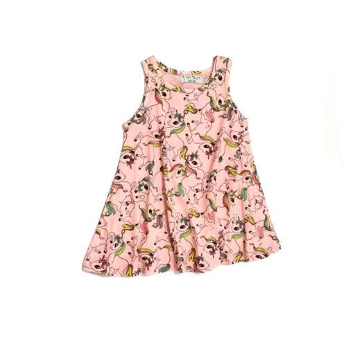 שמלת גופיה חדי קרן