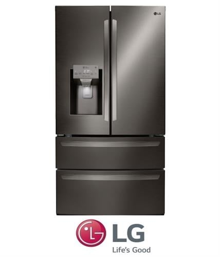LG מקרר 4 דלתות דגם GRL29EMP