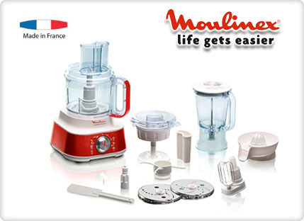 מעבד מזון Moulinex FP659