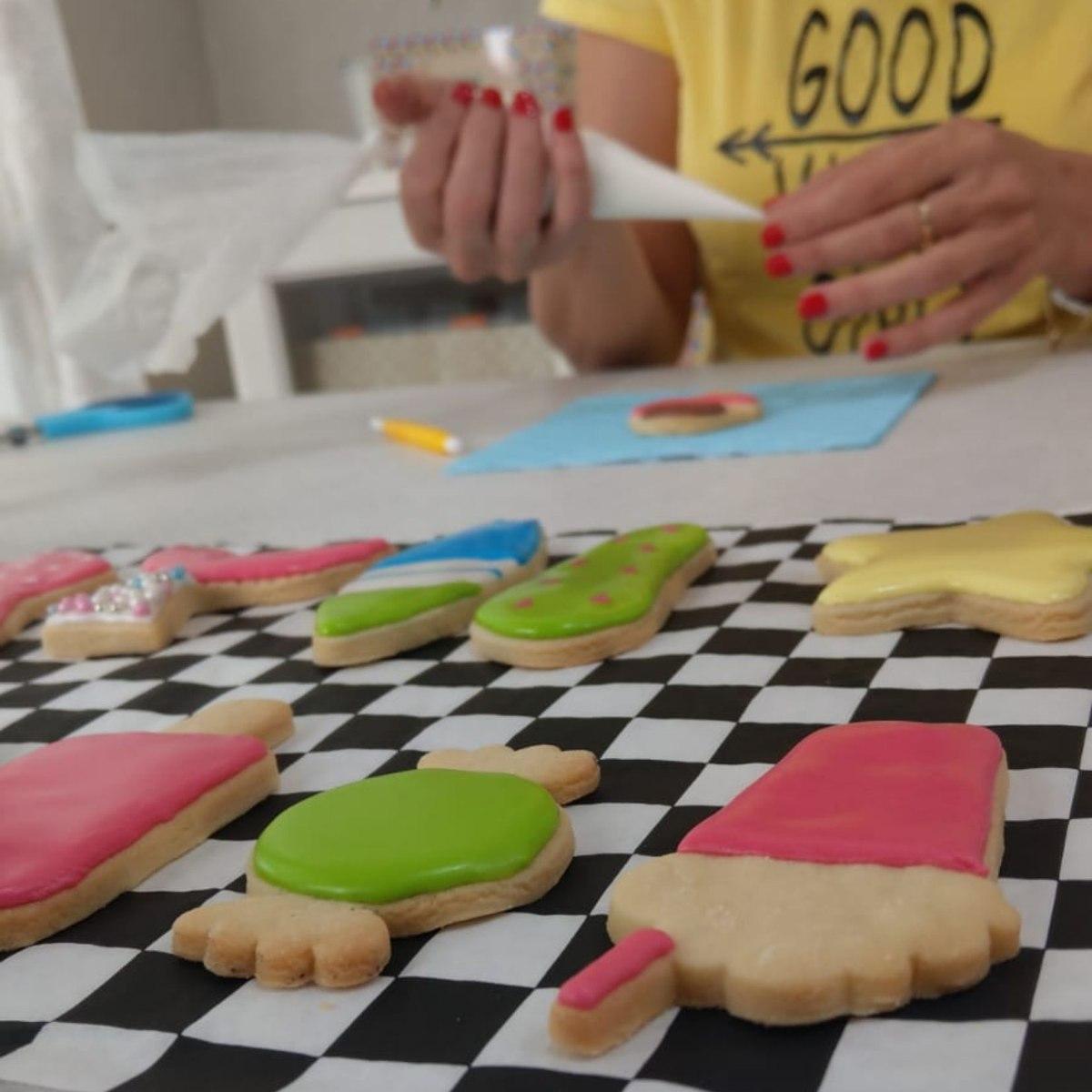 סדנא דיגיטלית - זילוף עוגיות - משתתף 1