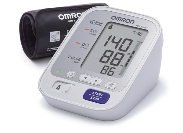 מד לחץ דם OMRON M3 IT