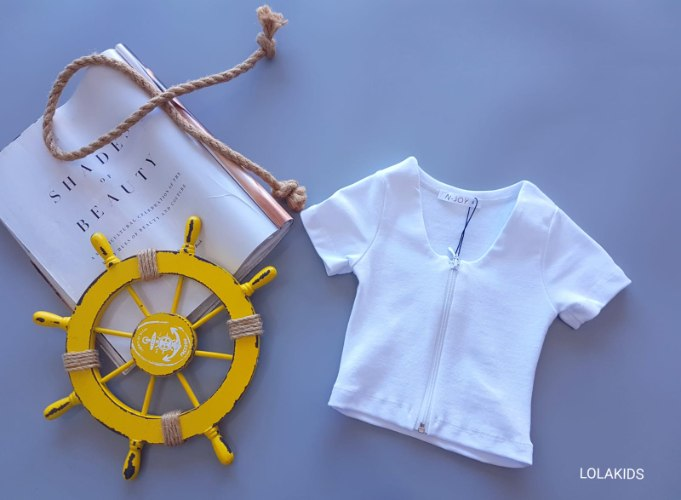 חולצת רוכסן דגם 9557