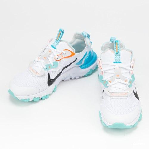 נעלי נשים NIKE REACT VISION לבן