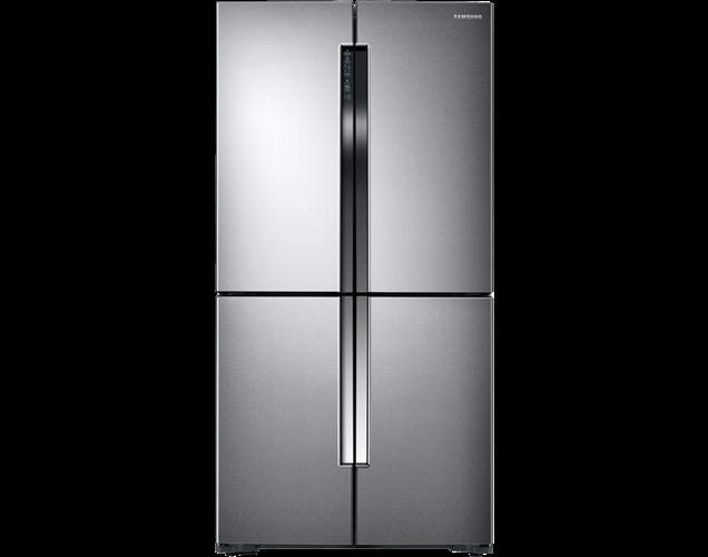 מקרר 4 דלתות  Samsung RF60J9000SL