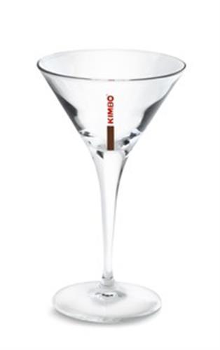 זוג כוסות קוקטייל מעוצבות איטלקיות KIMBO