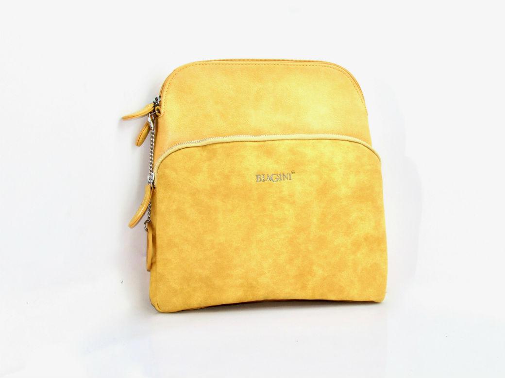 תיק גוף נוי צהוב