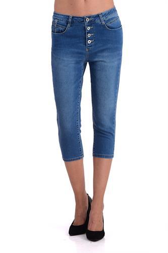 ג'ינס עינבל כחול