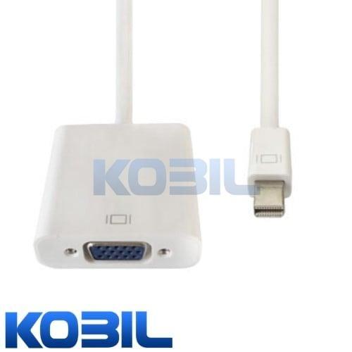 כבל Thunderbolt ל VGA נקבה באורך 17CM ל MacBook