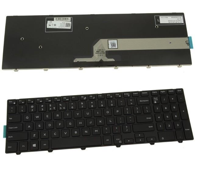 מקלדת למחשב נייד דל Dell Inspiron 15 3541 / 3542 / 3543 / 5748 Laptop Keyboard