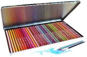 עפרונות צבעוניים ליירה גרדיואט אקוורל