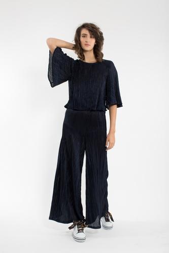 מכנס מרי כחול