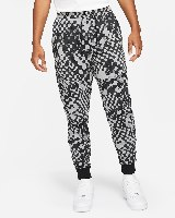 מכנס טרנינג NIKE TRCH FLEECE שחור/לבן