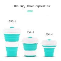 כוס סיליקון מתקפלת לשתייה – Folding.Sili.cup