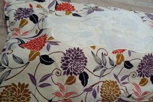 כיסוי פלטה שבת - פרחים - מתנה