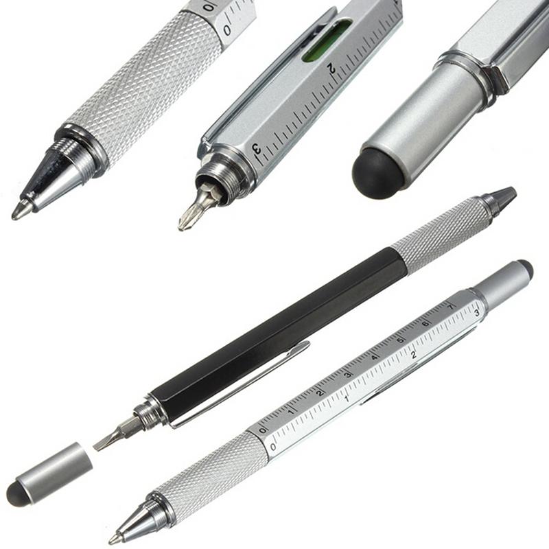 עט מיוחד בעל 6 שימושים שונים