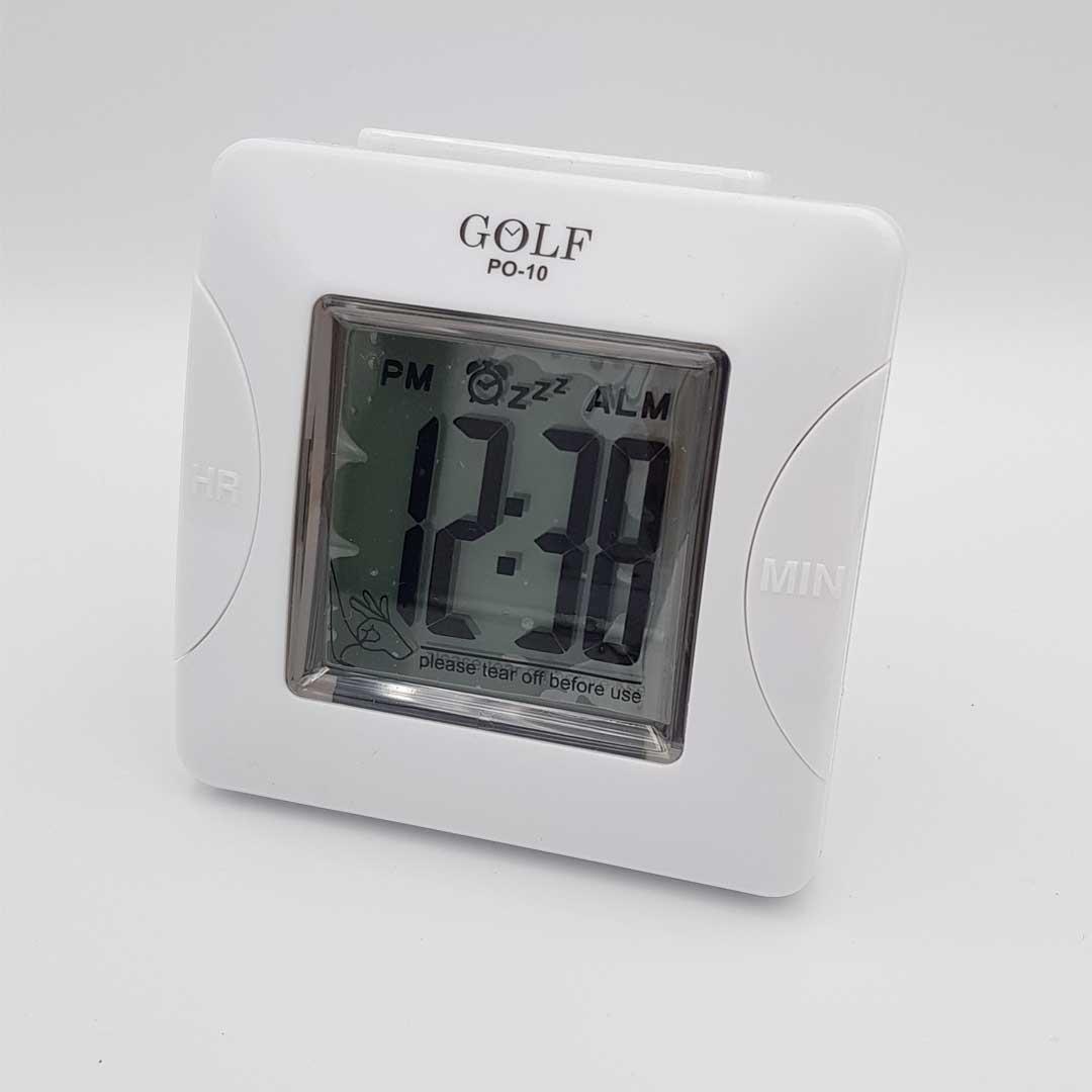שעון מעורר דיגיטלי גולף