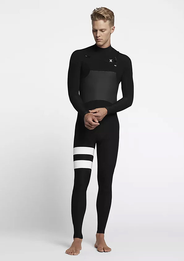 3/2MM HURLEY ADVANTAGE PLUS WETSUIT B