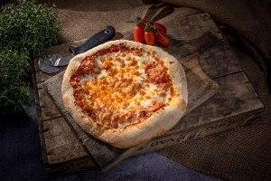 מארז להכנת פיצה בבית